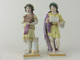 Meissen Figuren Knaben